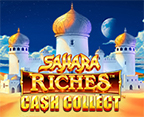 Sahara Riches™: Cash Collect
